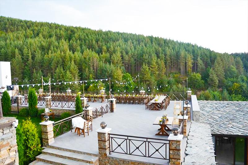Къща за гости Лещенски рай