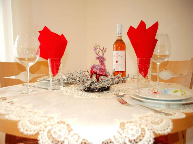 Коледа в Банско. 2, 3 или 4 нощувки на човек със закуски и празнична вечеря + релакс пакет в къща  за гости Ела, снимка 6