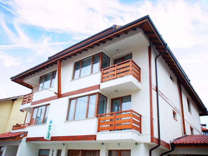 Къщи за гости Ела, Банско