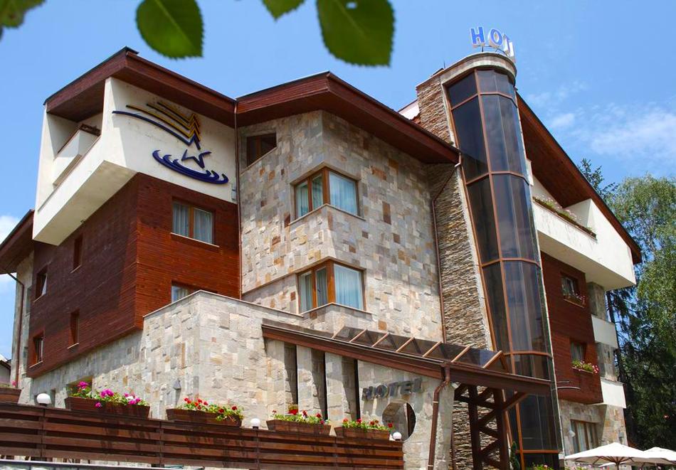 Лъки Лайт бутиков хотел и СПА, Велинград