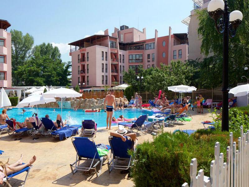 Хотел Изола Парадайз, Слънчев Бряг, снимка 3