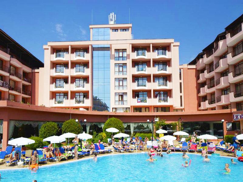 Хотел Изола Парадайз, Слънчев Бряг, снимка 2