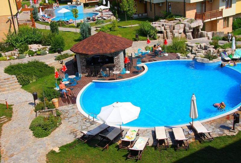 Хотел Райска Градина, Свети Влас, снимка 6