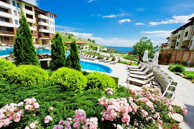 Хотел Райска Градина, Свети Влас, снимка 2