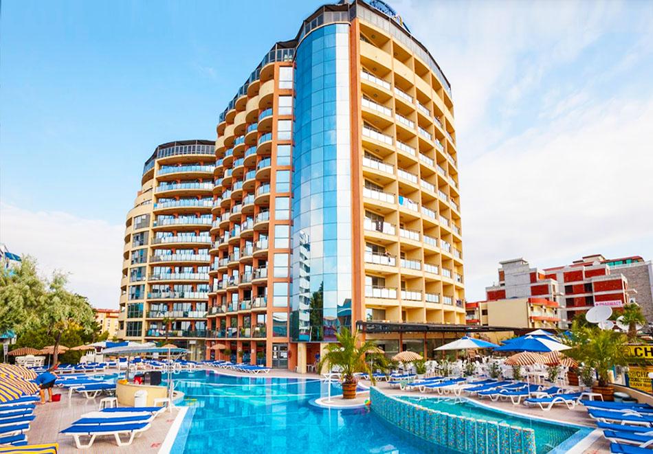 Хотел Меридиан****, Слънчев Бряг