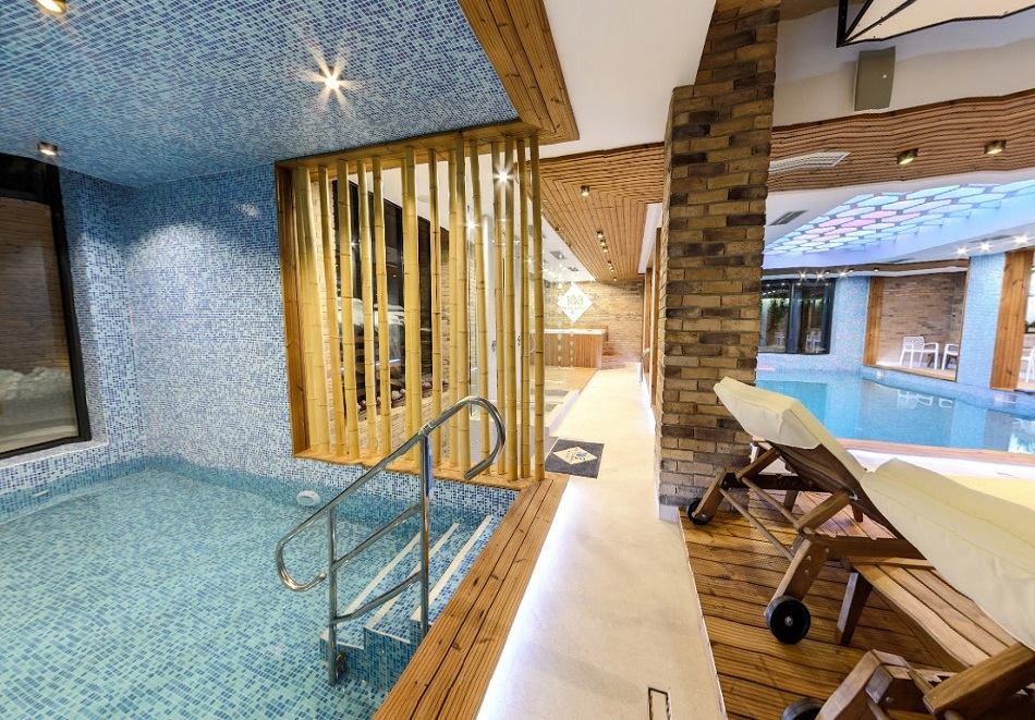 Нощувка със закуска на човек + басейн и СПА с МИНЕРАЛНА вода в СПА хотел 103°****, Сапарева баня, снимка 4