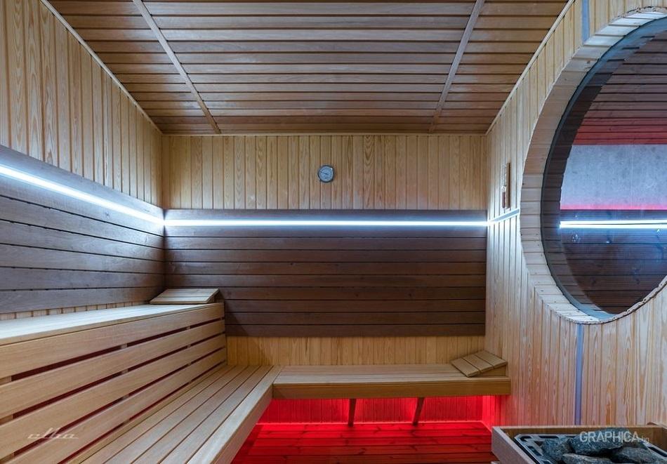 Нощувка със закуска на човек + басейн и СПА с МИНЕРАЛНА вода в СПА хотел 103°****, Сапарева баня, снимка 8