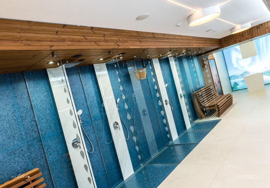 Нощувка със закуска на човек + басейн и СПА с МИНЕРАЛНА вода в СПА хотел 103°****, Сапарева баня, снимка 7