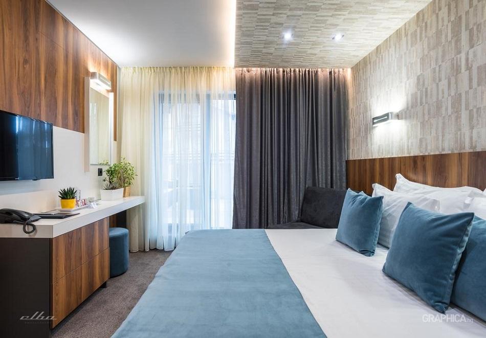 Нощувка със закуска на човек + басейн и СПА с МИНЕРАЛНА вода в СПА хотел 103°****, Сапарева баня, снимка 13
