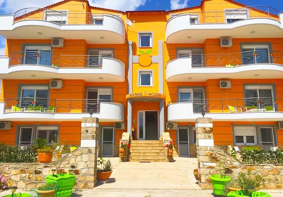 Хотел Orange House, Керамоти, Гърция