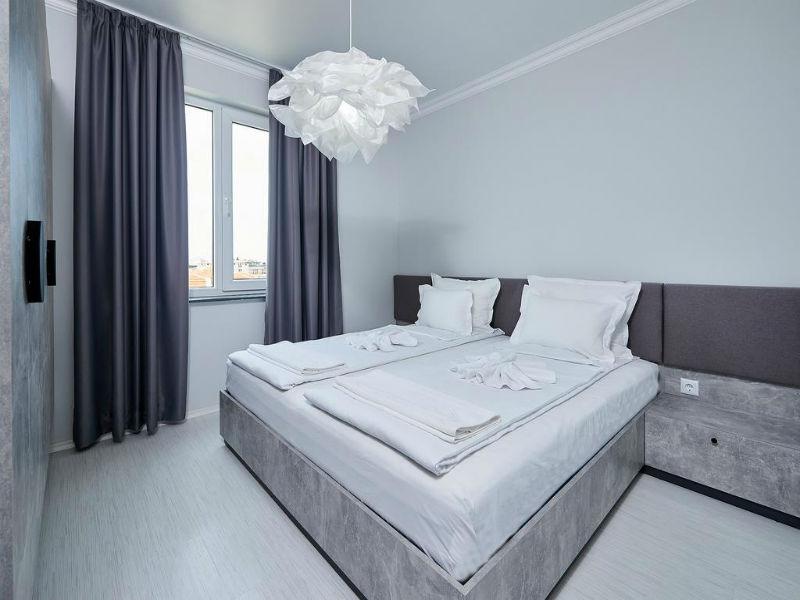 Нощувка в апартамент с капацитете 6 или 8 човека, на 10м. от плажа в Ботабара дел Мар Апартмънтс, Поморие, снимка 13