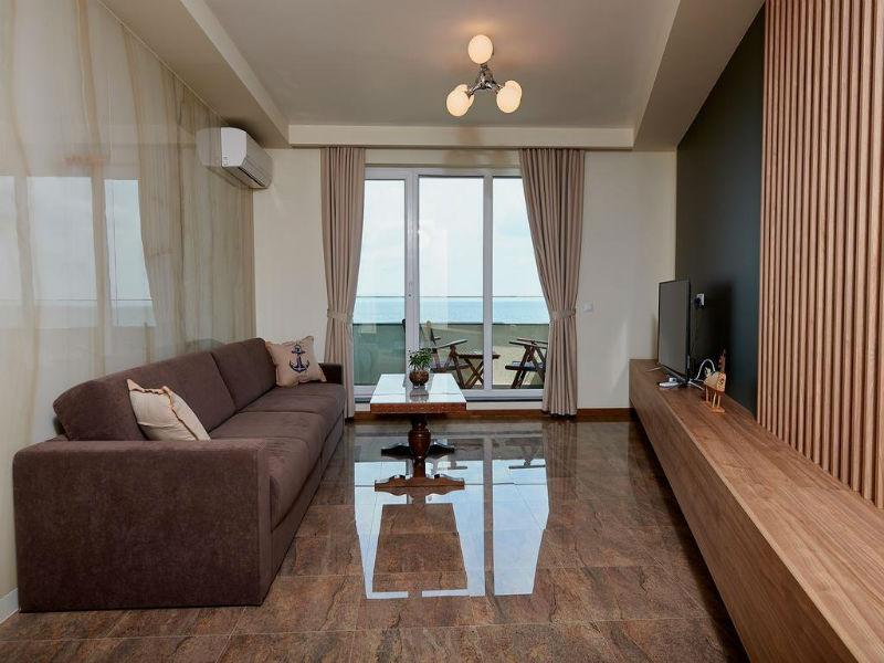 Нощувка в апартамент с капацитете 6 или 8 човека, на 10м. от плажа в Ботабара дел Мар Апартмънтс, Поморие, снимка 10