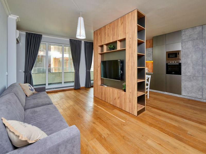 Нощувка в апартамент с капацитете 6 или 8 човека, на 10м. от плажа в Ботабара дел Мар Апартмънтс, Поморие, снимка 15