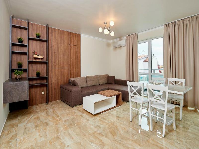 Нощувка за до петима в апартамент с 1 или 2 спални от Атлантик Апартментс, Поморие, снимка 3