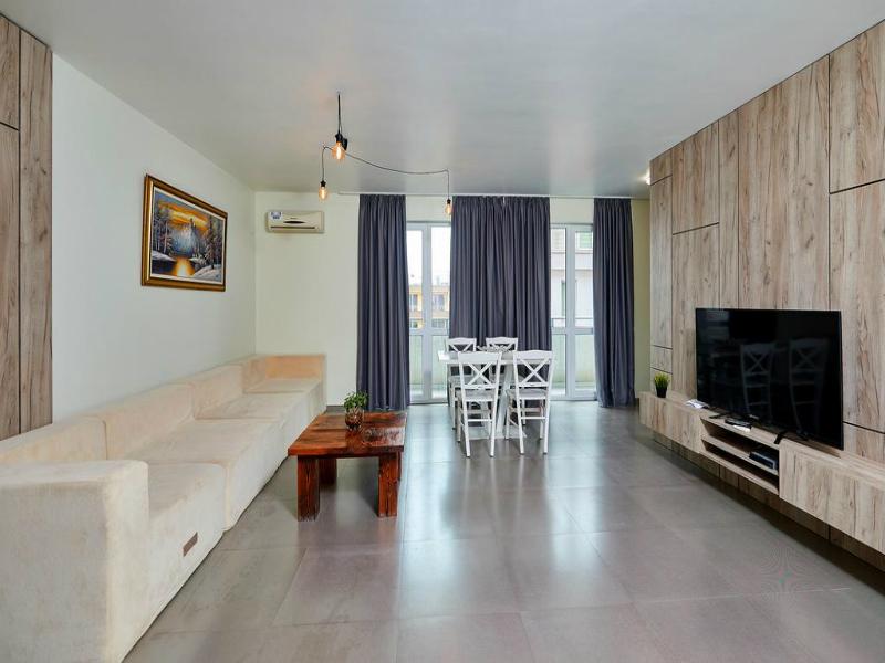 Нощувка за до петима в апартамент с 1 или 2 спални от Атлантик Апартментс, Поморие, снимка 7