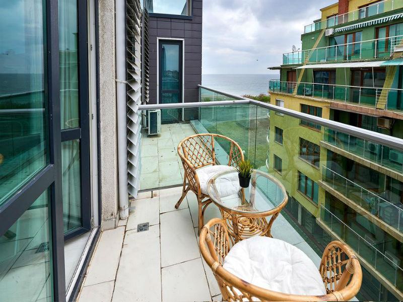 Нощувка за до петима в апартамент с 1 или 2 спални от Атлантик Апартментс, Поморие, снимка 6
