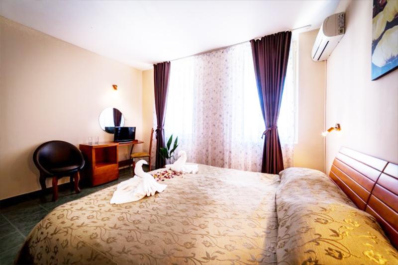Нощувка на човек на база All Inclusive + басейн на 50 м. от плажа в хотел Кавказ Голдън Дюн****, Слънчев Бряг, снимка 5