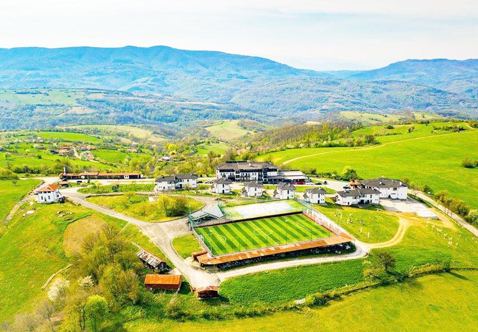 Ваканционно селище Балканъ, с. Калайджии край Велико Търново