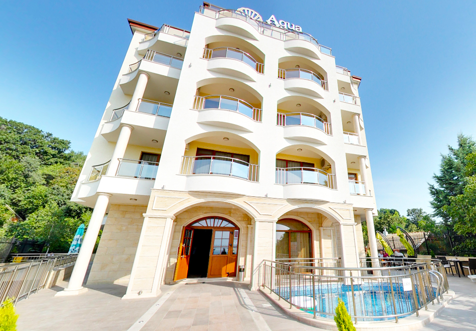 Хотел Аква Вю, к.к.Златни пясъци