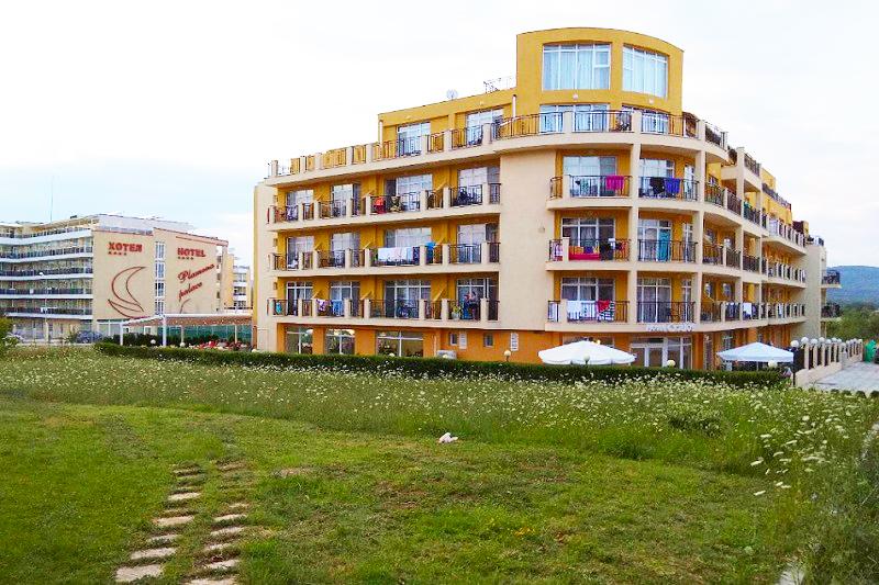 Хотел Ориос, Приморско