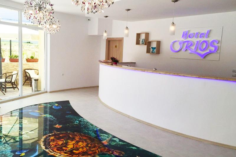 Хотел Ориос, Приморско, снимка 5