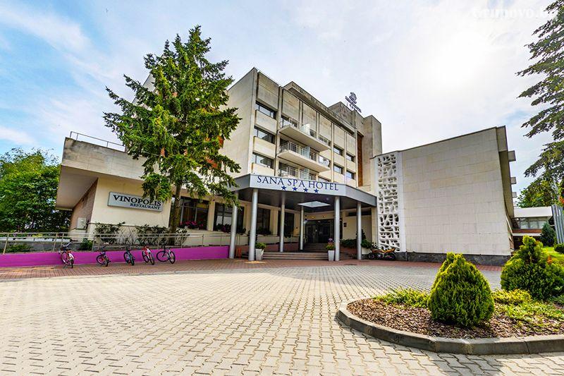 Майски празници в хотел Сана Спа****, Хисаря! 2+ нощувки за двама със закуски + минерален басейн и СПА пакет. ДЕТЕ ДО 12г. БЕЗПЛАТНО!, снимка 2