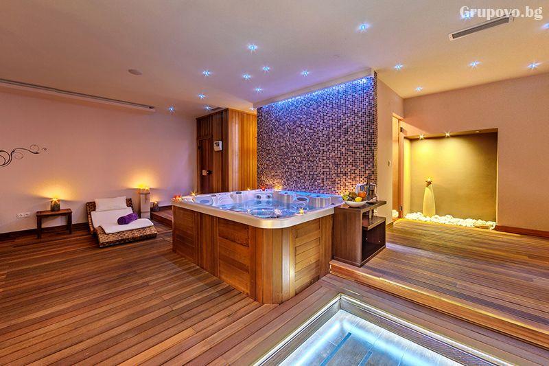 Уикенд в хотел Сана Спа****, Хисаря! 2+ нощувки за ДВАМА със закуски + минерален басейн и СПА пакет. ДЕТЕ ДО 12г. БЕЗПЛАТНО!, снимка 4