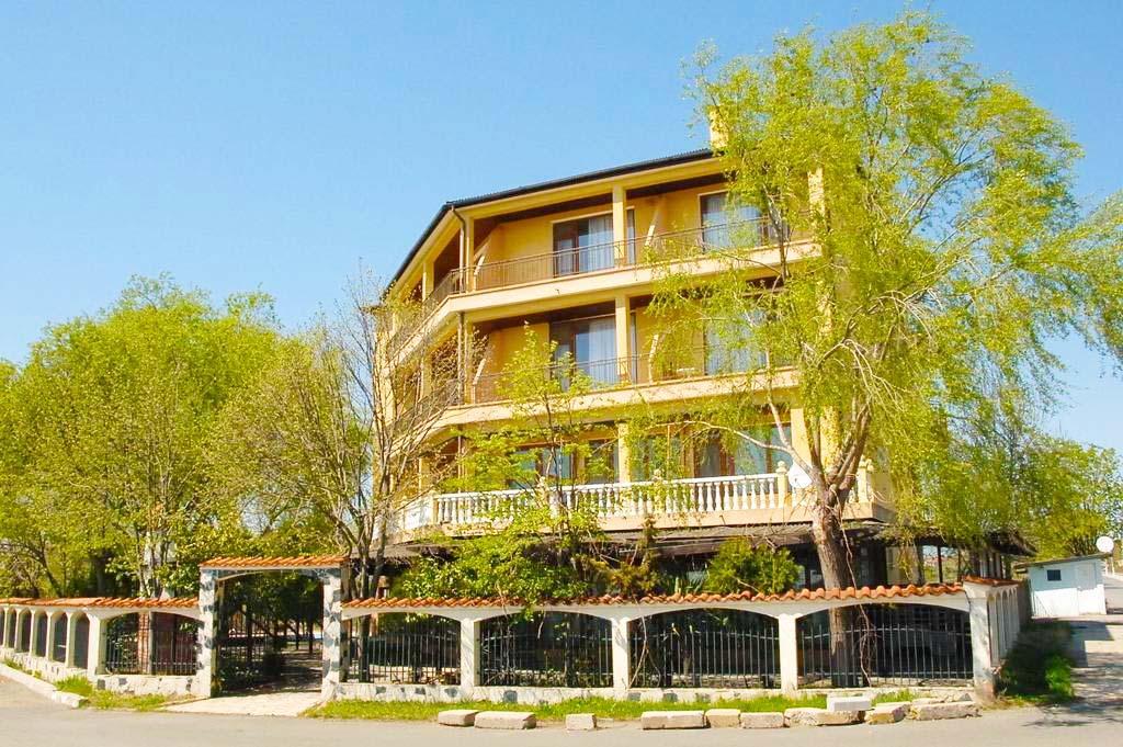 Хотел Липите, Ахелой