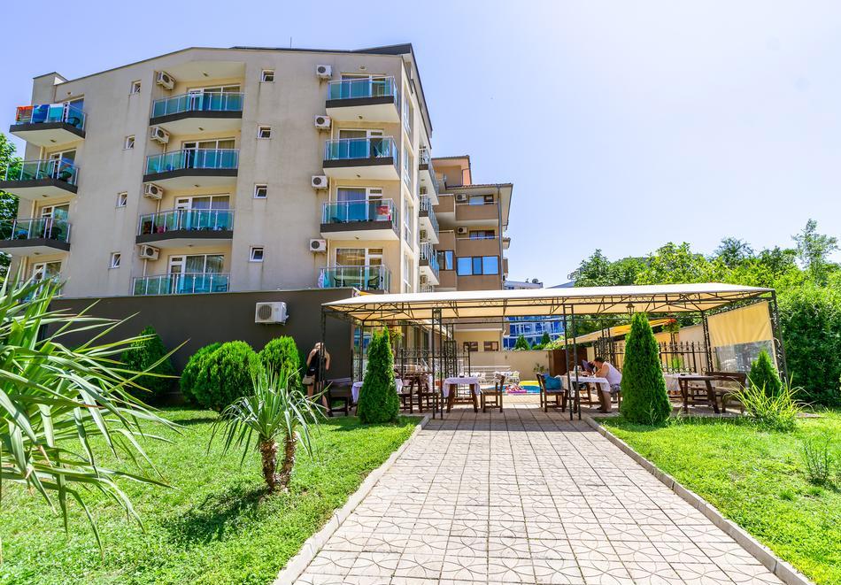 Хотел Свети Димитър, Приморско, снимка 2