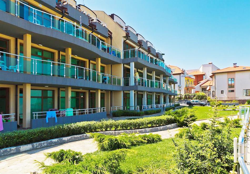 Хотел Блек Сий Парадайс, Созопол, снимка 9