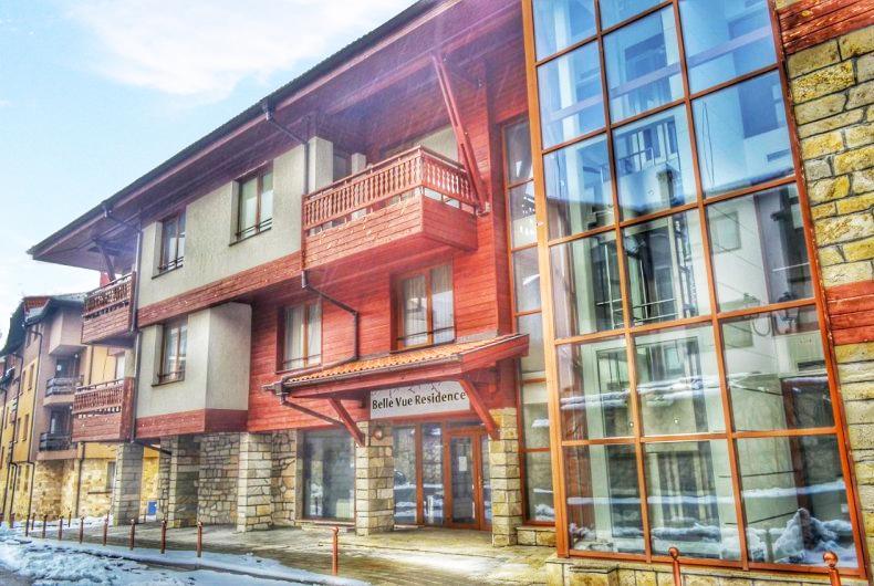 Белвю Резиденс апартаменти, Банско