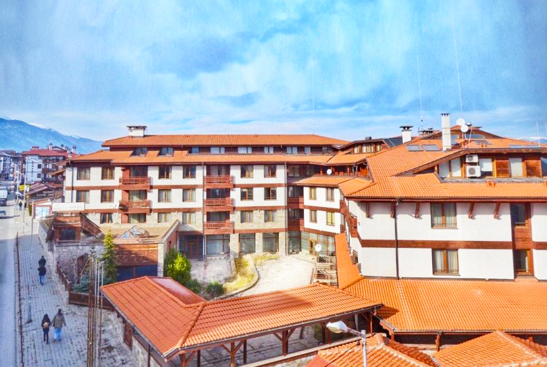 Белвю Резиденс апартаменти, Банско, снимка 2