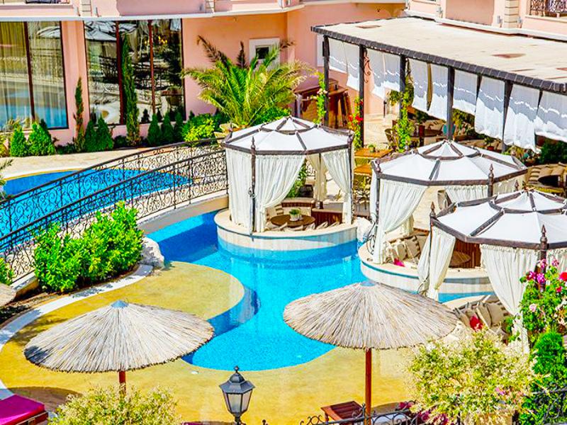 Апартаменти Сий Романс, Слънчев бряг, снимка 4