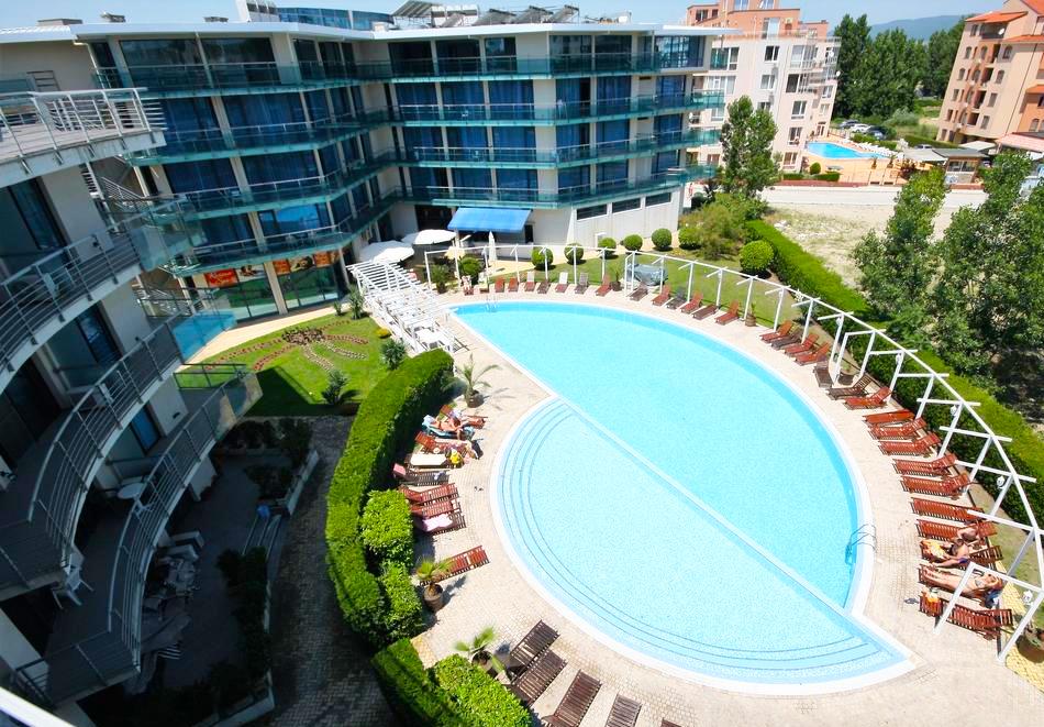 Хотел Синя Ривиера, Слънчев Бряг, снимка 2