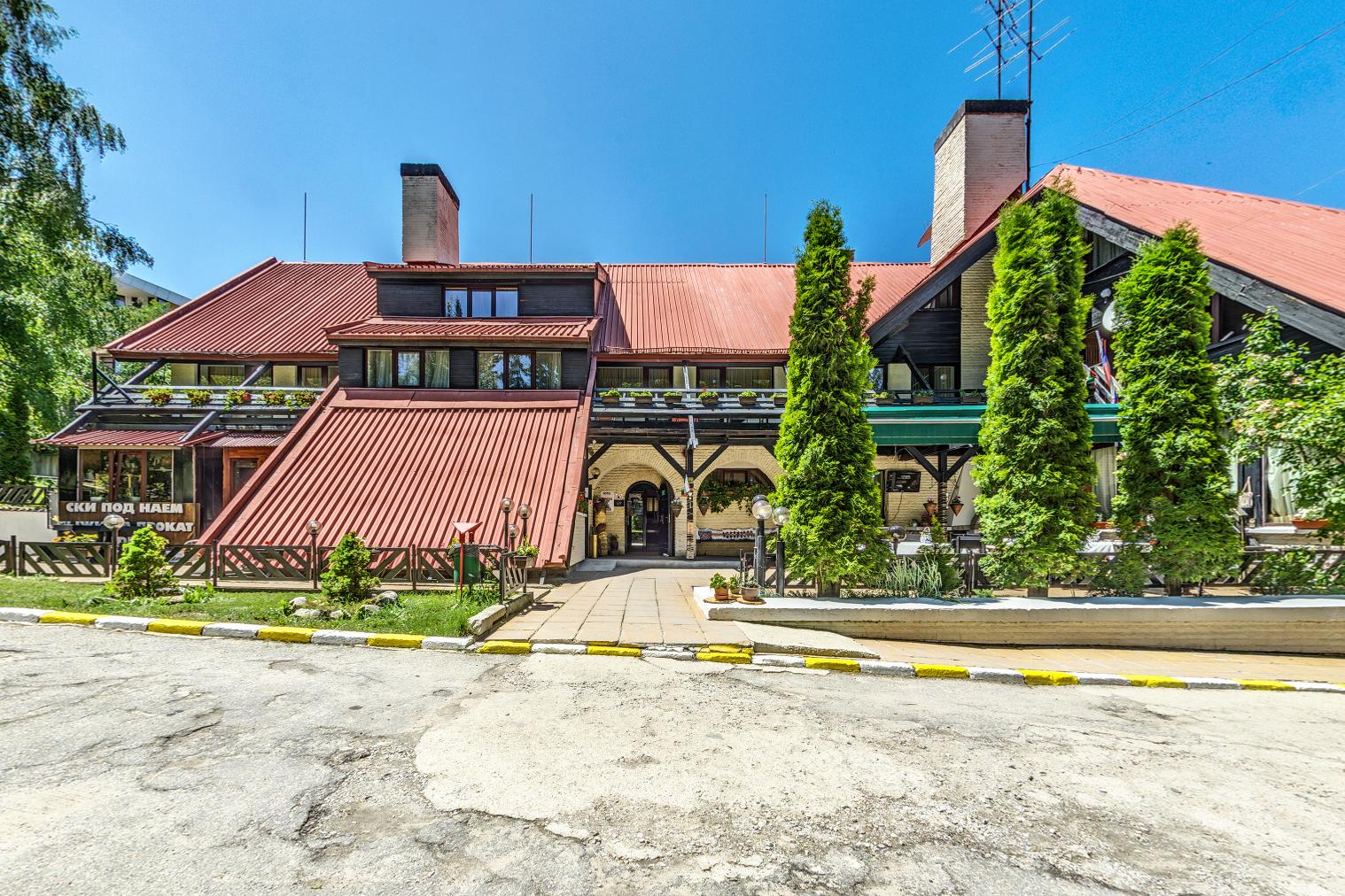Хотел Бреза, Боровец
