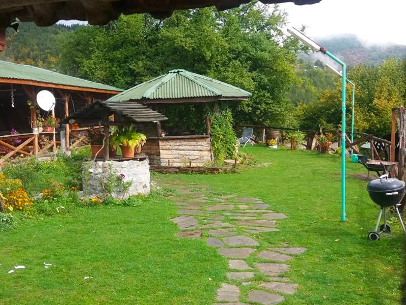 Нощувка на човек със закуска и вечеря от Вилно селище Сабазий, местност Сини Връх, до Белинташ, снимка 7