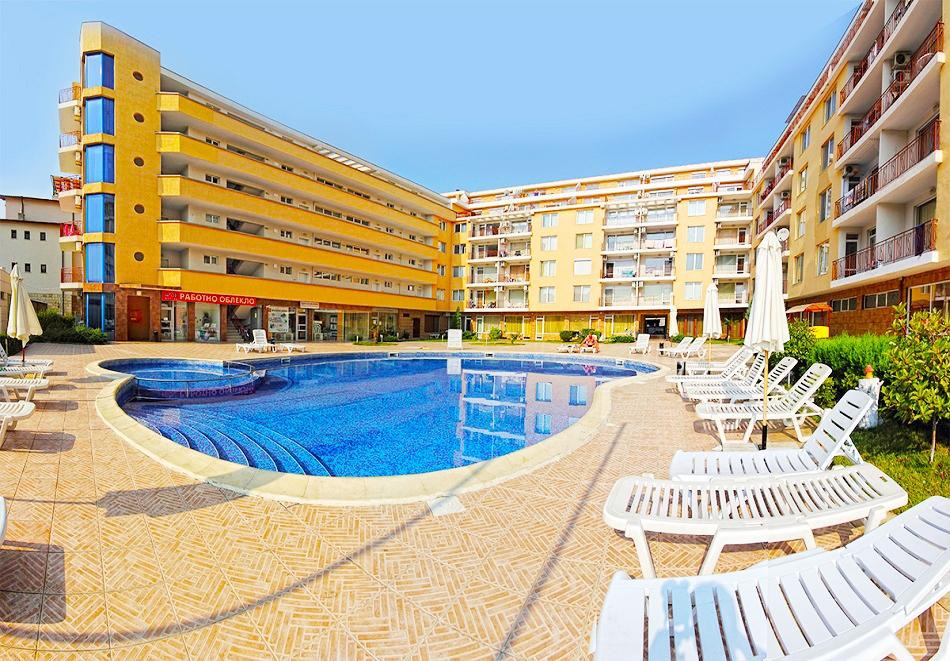 Апартаменти в комплекс Съни Дей I , Слънчев бряг