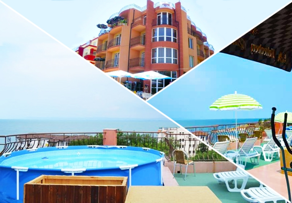 Семеен хотел Денз, Черноморец