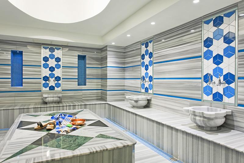 Нощувка на човек със закуска и вечеря + басейн, СПА и транспорт до кабинковия лифт в Регнум апартхотел и СПА*****, Банско, снимка 5
