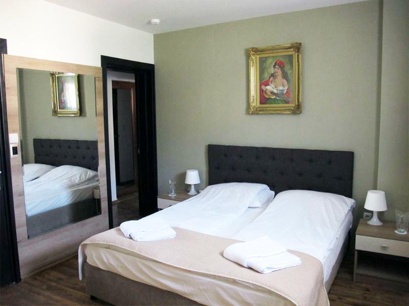 Нощувка за двама със закуска + минерален басейн и релакс пакет в къща за гости към хотел Родопа, с. Баните, край Смолян, снимка 6