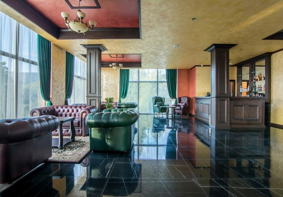 Нощувка, закуска и вечеря на човек + 2 басейна и релакс център в НОВООТКРИТИЯ хотел Каталина Ризорт****, Цигов чарк, снимка 17
