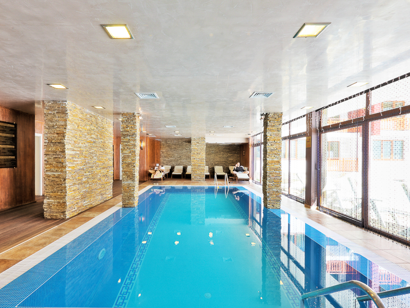 3, 5 или 7 нощувки на човек със закуски и вечери + басейн и релакс пакет в апарт-хотел Форест Нук, Пампорово!, снимка 5