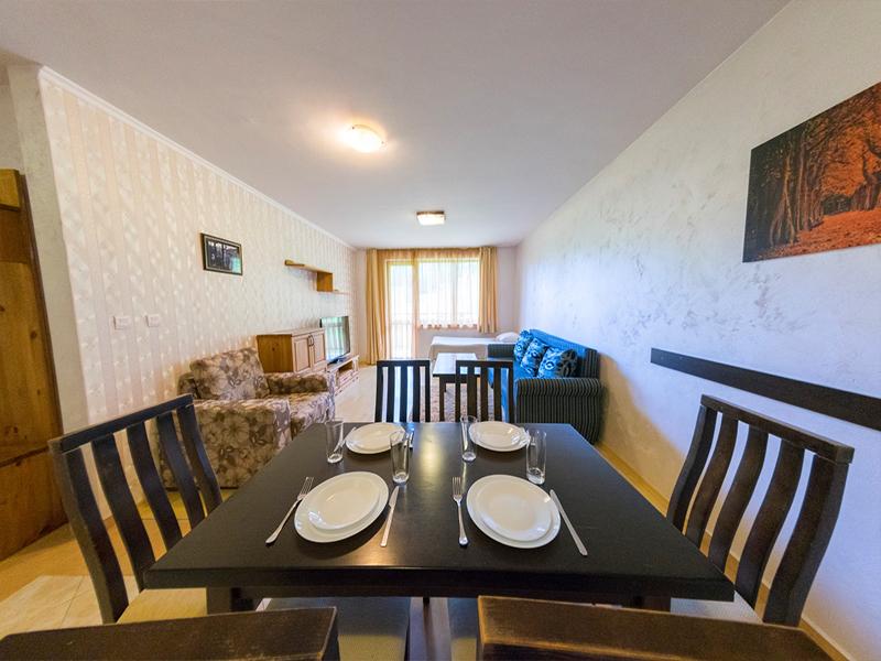 3, 5 или 7 нощувки на човек със закуски и вечери + басейн и релакс пакет в апарт-хотел Форест Нук, Пампорово!, снимка 14