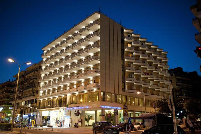 Хотел Oceanis, Кавала, Гърция