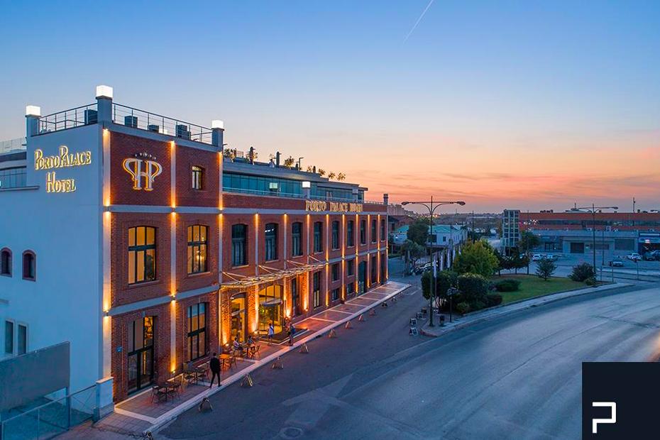 Хотел Porto Palace, Солун, Гърция