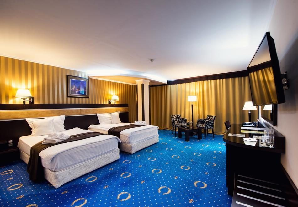Гранд хотел Хебър, Пазарджик