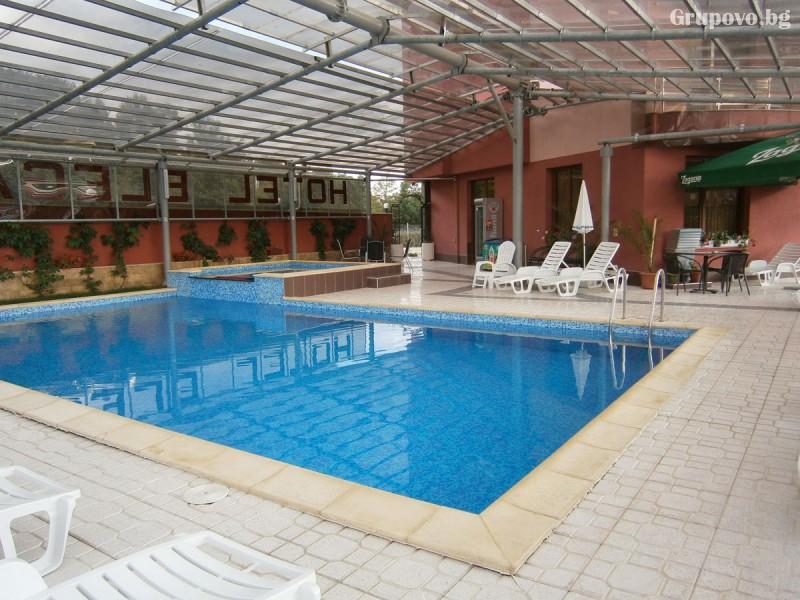 1, 2, 3 или 4 нощувки на човек със закуски и вечери + 2 минерални басейна и релакс зона от хотел Елеганс СПА***, Огняново, снимка 4