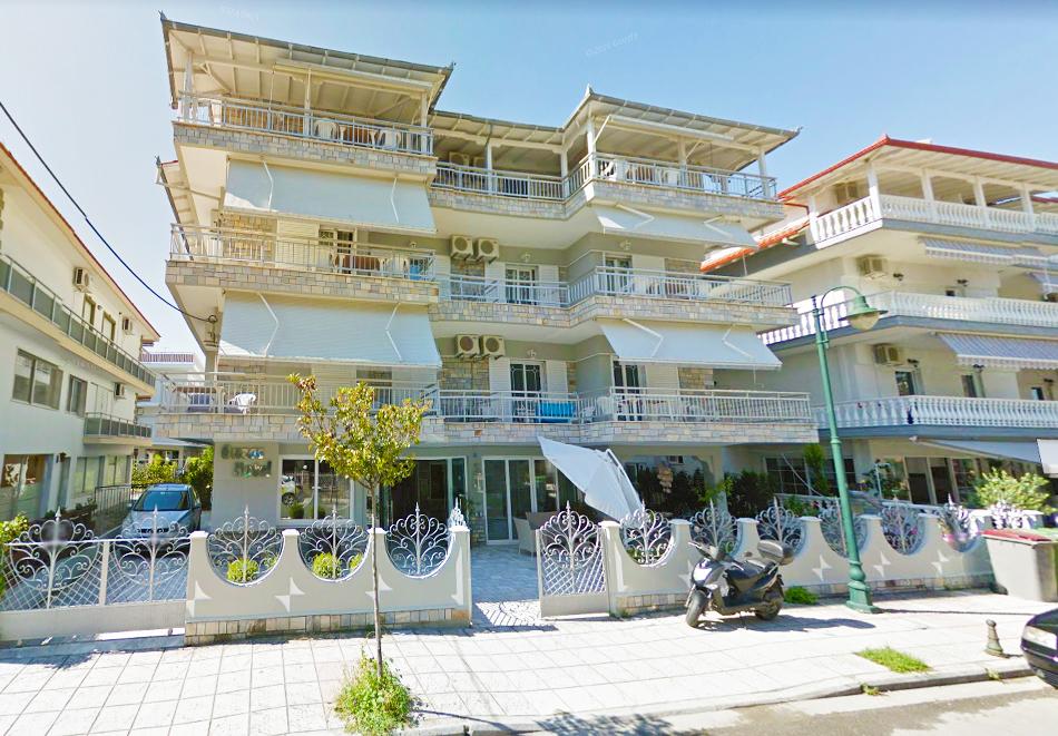 Хотел Ouzas, Паралия Катерини, Гърция