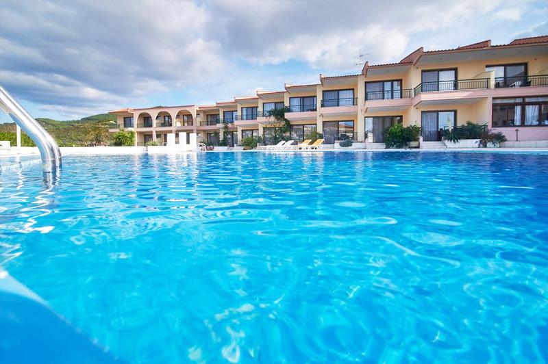 Toroni Blue Sea Hotel & Spa, Торони