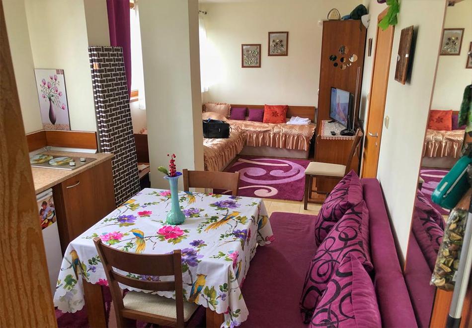 Студио Милка в хотел Росица, Пампорово, снимка 5